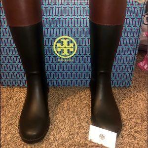 Tory Burch Rain Boots